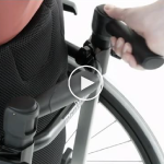 FreeWheel Wheelchair Attachment Install and Stow Video